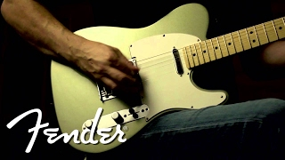 Fender Original Vintage Telecaster® Pickups -- CLEAN | Fender