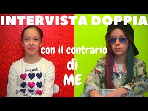 Intervista Doppia Con La Mia Sosia