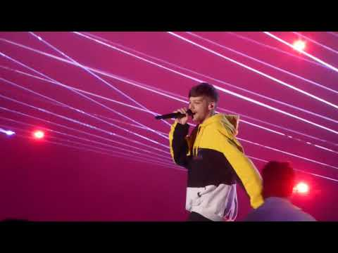 Louis Tomlinson - Miss you live at The X Factor Final London 2/12/17 HQ