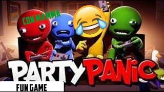 GIOCO CON MIA MAMMA XD-Party Panic