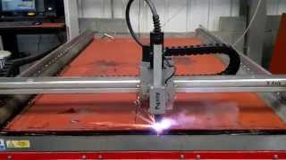 Swift-cut Cnc Plasma Table Cutting 8mm Checker Plate