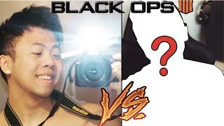 I CHALLENGED A PROFESSIONAL SNIPER in Black Ops 4..😱(CRAZY 1V1)