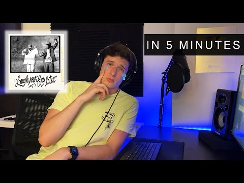 """How """"LAUGH NOW, CRY LATER"""" by Drake was made in 5 minutes"""