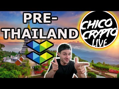 Pre-Thailand: $ELA Birthday Party...BIG RELEASES!!!! China  BANS Crypto...Again...$BNT $ONT $NEO
