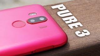 Пурпурный красавчик – самый доступный смарт на свежем Helio P23