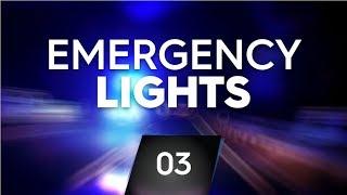 #3: Blaulicht / Emergency Lights on Dashcam [Europe]