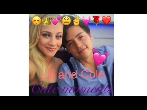 Lili and Cole cute moments 😩🤞