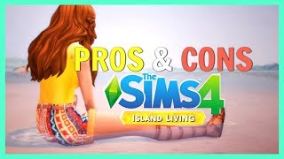 Should You Buy The Sims 4 Island Living? -  Pros And Cons - Island Living Overview - The Sims 4