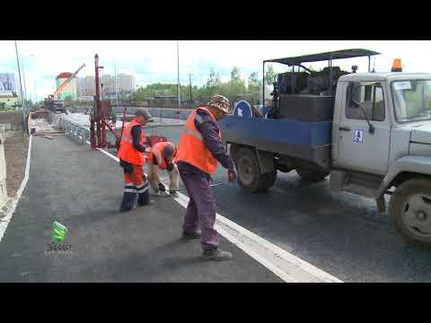 Завершается реконструкция проспекта Победы