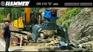 "Hammer GR 210 ""S"" Jaws"
