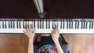 Chỉ Là Em Giấu Đi (Bích Phương) - piano cover