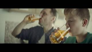 Рекламный видеоролик сока На100ящий - Настоящий мужик