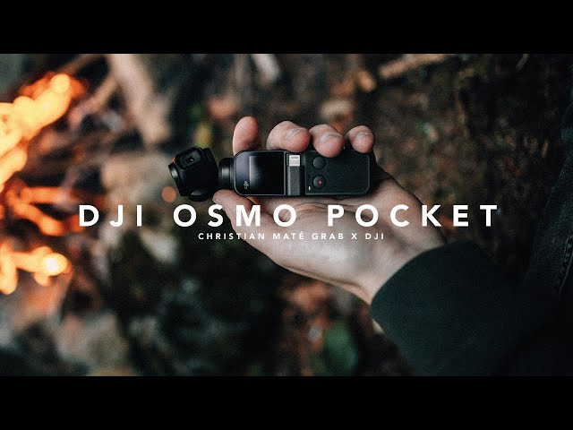 I took the DJI Osmo Pocket to Switzerland