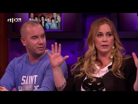 Anouk ontroerd door One Direction - RTL LATE NIGHT