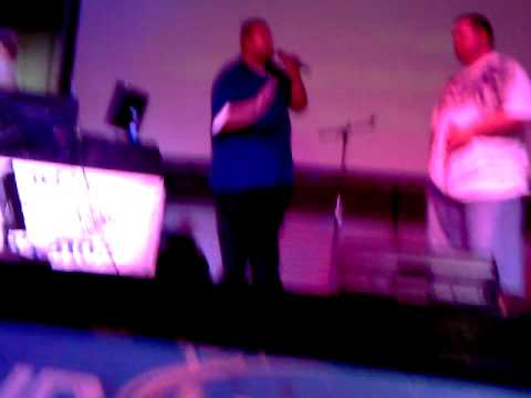 NOTORIOUS B.I.G. KARAOKE PIER 30 FREEPORT SURFSIDE TEXAS