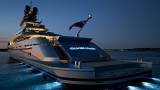 Silverfast 77 meter Award winning eco Super yacht for sale