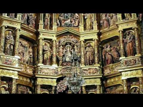 Catedral de Burgos  - Música Gregoriana -The Cistercian Monks.