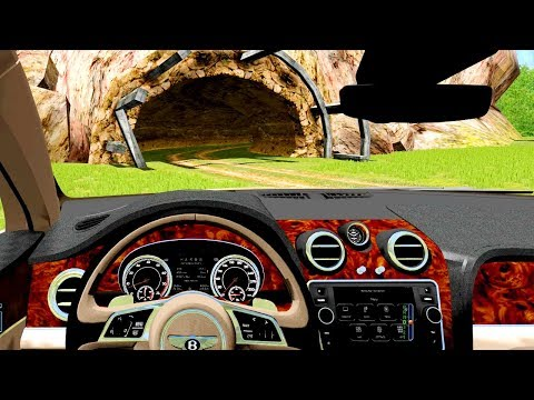 SUV DA 300 ALL'ORA! Galleria abbandonata - City Car Driving