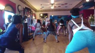 TwerkSanity fun fitness class