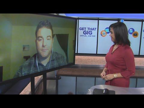 Phoenix-area Job-seeker Shares His Get That Gig Virtual Job Fair Experience