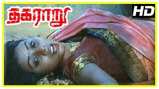 Repeat youtube video Thagararu movie climax scene | Arulnithi, Poorna, Aadukalam Murugadoss dead | End Credits