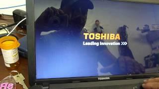 TOSHIBA SATELLITE MODO RAPIDO Y SEGURO DE BOOTEO