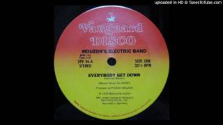 Mouzon's Electric Band - Everybody Get Down (Vanguard Disco) 1979