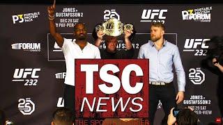 Jon Jones Fails ANOTHER DRUG TEST After UFC 232 | TSC News