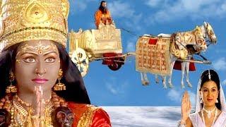 जानिए ,कैसे गँगा मैया कैलाश से पहुंची पृथ्वी पर || BR Chopra Superhit Hindi TV Serial @ BR Studio ||