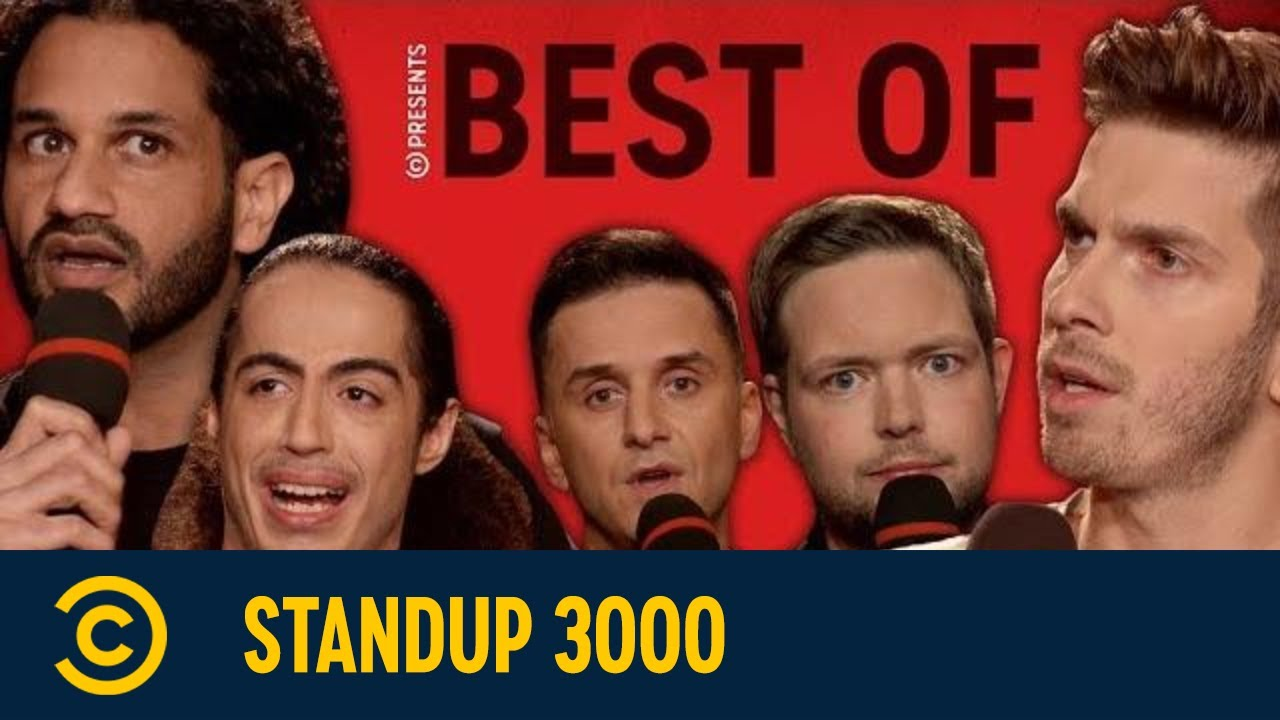 Best of ... STANDUP 3000 & Comedy Central Presents (#1)   Staffel 3