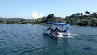 Barca elettrica, barca ecologica, Aurora 580