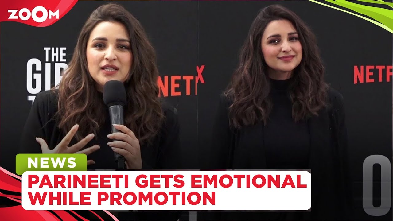 Parineeti Chopra REFUSES to comment on fuel price hike & promotes her film The Girl on the Train