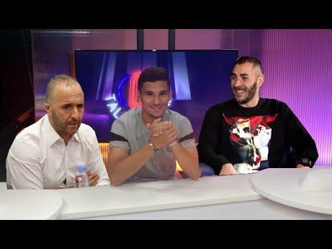 كريم بنزيما يفاجئ جمال بلماضي بخطة مع حسام عوار , شوف واش قالّو