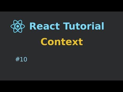 Context  -React Tutorial #10 Live Hindi Video Session thumbnail