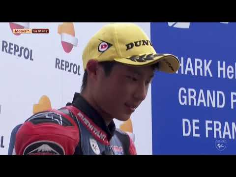 LIVE FIM CEV Repsol Le Mans