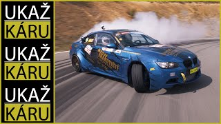 4K | 1000 KONÍ A X SPÁLENEJCH GUM! | DRIFTER MICHAL REICHERT | BMW E92 M3 M50 TURBO 🔥