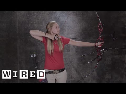 The Science Of Archery Ft. Brady Ellison & Mackenzie Brown | WIRED