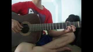 Vô tình Lê Hiếu guitar demo
