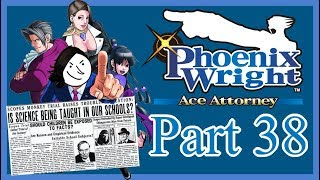 Monkey History Phoenix Wright Ace Attorney Part 38