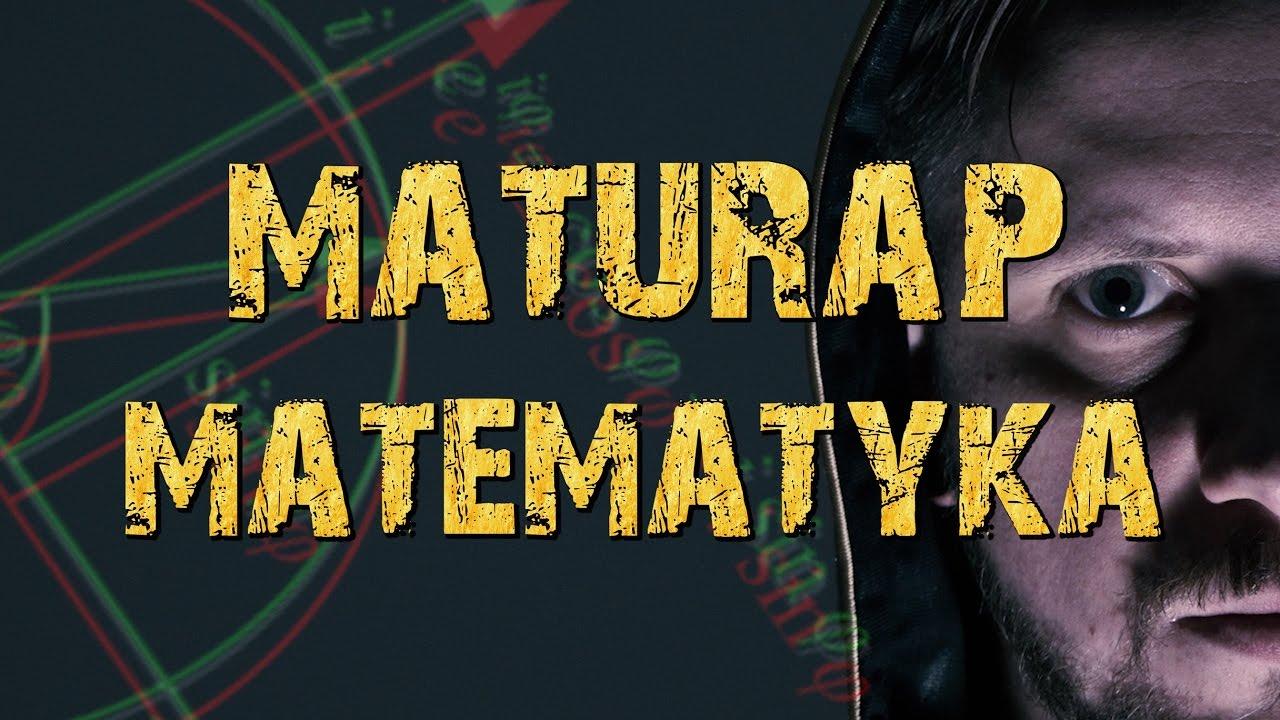 MATURAP – MATEMATYKA (prod. PAWBEATS)