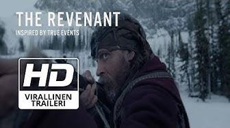 The Revenant   Virallinen traileri 2 HD   Suomi