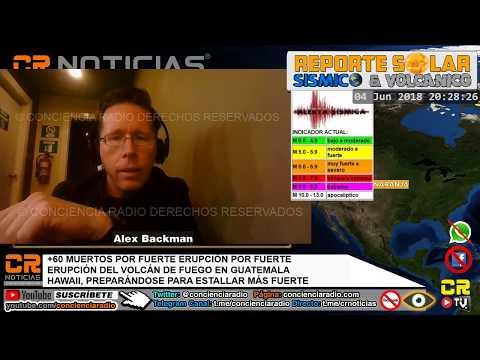 🌋 GUATEMALA: YA SABÍAN QUE REVENTARÍA EL VOLCÁN DE FUEGO Y NO AVISARON