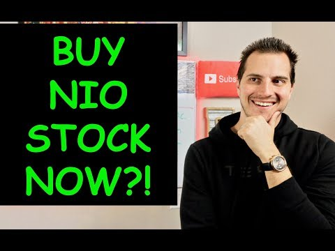 NIO STOCK DOWN BIG AFTER HOURS! (Tesla of China) What Happened?