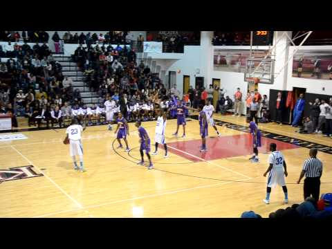 1 | Robert Vaux High School (Pennsylvania) Vs Bishop Loughlin Memorial High School (New York)