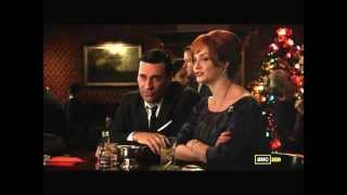 don draper and joan harris on cheating