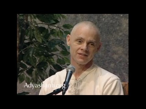 Adyashanti - Seeing Our Own Nothingness