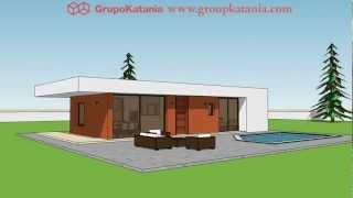 Villa Tarifa. New Construction Villa To Build In Costa Blanca / Costa Cálida, Spain. Group Katania.