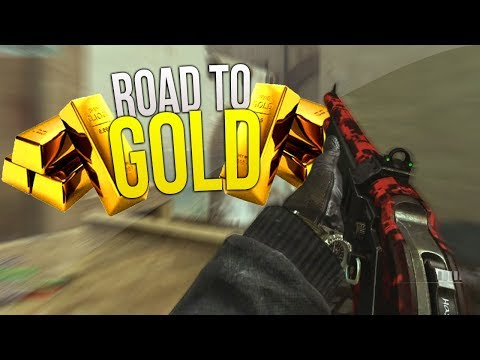 Model 1887 Road to GOLD! Ep. 1 - Modern Warfare 3 LIVE!
