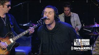 Liam Gallagher Performs Wall Of Glass Live On The Howard Stern Show