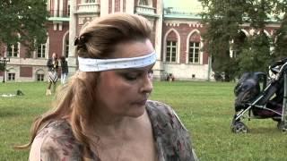 Скачать Хиппи 1 сентября 2015 на поляне в Царицыно